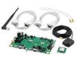 Zestaw uruchomieniowy: GSM; GPRS;: RF G510-Q50-00-EVK