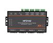 Konwerter portu szeregowego RS232/RS485/RS422 na ETHERNET, 4 kanały: RF HF5142