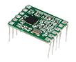 Wielokanałowy transceiver radiowy oparty na układzie CC1101: RF RC-CC1101-SPI-434