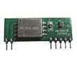 Superheterodynowy odbiornik radiowy ASK/OOK: RF RCBRX-868-M