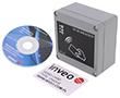 Czytnik RFID | Ethernet,RS485 | 100mm | UNIQUE | OS: Windows 10 | IP65: RF RFID-IND-U2-POE