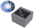 Czytnik RFID | Ethernet,RS485 | 10÷24V | 100mm | UNIQUE | Mat.obud: ABS: RF RFID-IND-U2