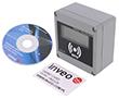 Czytnik RFID | Ethernet,RS485 | 100mm | UNIQUE | OS: Windows 10 | IP65: RF RFID-IND-U4-POE