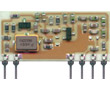 Nadajnik radiowy AM z rezonatorem SAW i wzmacniaczem: RF RT11-433.92