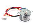 5VDC 100Hz 50R (25°C) 100mA 5.625°/64:1: SK 28BYJ-48 5V