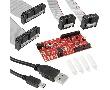 STM32F103 Microcontroller Board 72MHz CPU 20KB RAM: UISTM3210b-ard