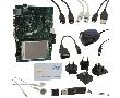 STM32F407IGH6 STM32F4 MCU 32-Bit ARMR CortexR-M4 Embedded Evaluation Board: UISTM3240g-eval