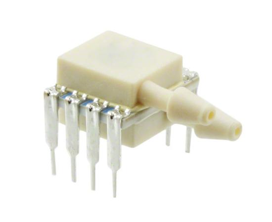 Pressure Sensor (Differential), Digital Out 10% to 90%, 1PSI, I2C, 5V, -25÷105°C: UP4525dds5ai001dp