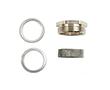 Półdławnica z prostym uszczelnieniem, materiał - metal, IP65, PG21: Z 09000005116