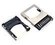 podstawka SD Memory Card, z wyrzutnikiem, taśmowana: Z 9SDE-D-1