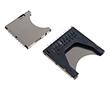 podstawka SD Memory Card, z wyrzutnikiem, taśmowana: Z 9SDE-D