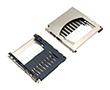 podstawka SD Memory Card, z wyrzutnikiem: Z 9SDE-E-15