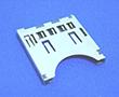podstawka SD Memory Card, z wyrzutnikiem, typ odwrotny: Z 9SDE-REV