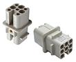 zaciskane, średnica przewodu 0.14-2.5mm, AWG:26-14, pasuje do: Z D3A: Z DD-007-FC