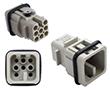 zaciskane, średnica przewodu 0.14-2.5mm, AWG:26-14, pasuje do: Z D3A: Z DD-007-MC