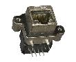 MRJ-5381-01, wodoszczelne, pyłoszczelne, kątowe, z diodami LED: Z MRJ-5381-01