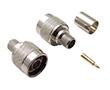 wtyk męski prosty, zaciskany na kabel HDF400: Z N103