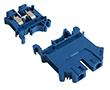 800V, 41A, przewód 0.2-6mm (VDE), gr/szer/kon: 8.2/42.5/1.6mm, kolor niebieski: Z PC  6-12