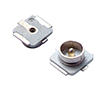 gniazdo IPX (AMC),  RF proste SMD, miniaturowe: Z RFmgp-smd