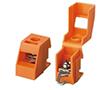 1 pole, r. 13mm, wys. 18.5mm, kolor pomarańczowy: Z TLR63/1