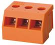 1 pole, r. 9,5mm, wys. 20.0mm, kolor pomarańczowy: Z TLR66/2