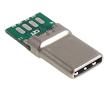Wtyk USB typ C, 3.1 czarny izolator: Z USB3.1w-Csc
