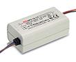 Zasilacz impulsowy jednowyjściowy do LED 15W 15V 1A: ZA APV-16-15