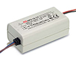 Zasilacz impulsowy jednowyjściowy do LED 16.08W 24V 0.67A: ZA APV-16-24