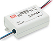 Zasilacz impulsowy jednowyjściowy do LED 25.2W 12V 2.1A: ZA APV-25-12