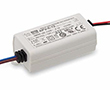 Zasilacz impulsowy jednowyjściowy do LED 8W 12V 0.67A: ZA APV-8-12