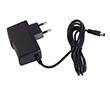 Zasilacz do LED wtyczkowy 12V/0.5A 6W + kabel 1,8m: ZA SPE00512