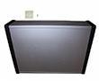 obudowa z panelem Hammond seria 1455, aluminium, szara: OB HM-1455T2201