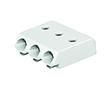 złączka SMD do płytek drukowanych, 0.5mm2, raster 3mm, 3-bieg: ZW2059-303/998-403