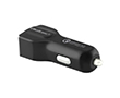 50140 Ładowarka samochodowa Quick Charge 12-24V 1.5-3A USB: B LAD50140