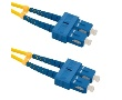 54000 Optic Patchcord SC/UPC-SC/UPC SM 9/125 G652D 1m: K PC54000