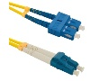 54031 Optic Patchcord SC/UPC-LC/UPC SM 9/125 G652D 1m: K PC54031