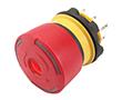 Przełącznik bezpieczeństwa 2-pozycyjne, NC, 5A/250VAC, 5A/24VDC: PRZ 84-5020.0020
