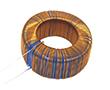 Dławik drutowy THT 100uH 20A 10.7mΩ: D DTMSS-40/0.1/20-V