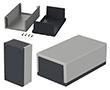 Obudowa uniwersalna E 450, PS, IP40, jasnoszara/grafitowy: OB E450