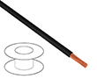 Przewód linka LGY 0.50mm2 PRO czarny 300/500V 100m: K LGY0.50/pro-czarn