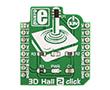 TLV493D-A1B6 Magnetic Hall Effect Sensor mikroBUSt Clickt Platform Evaluation Ed: MIKROE-3190