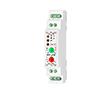 Przekaźnik zaniku faz i kolejności faz z kontrolą styków stycznika,: P MKF-2PM