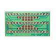 Płytka drukowana, jednostronna, przejściowa SO8-SO28L na DIP8-DIP28.: PD MS-DIP/SO1