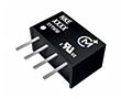 Isolated Module DC DC Converter 1 Output 12V    83mA 10.8V - 13.2V Input: UINKE1212sc