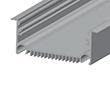 Profil aluminiowy do taśm LSW70; aluminium anodowane; kolor: srebrny: OLT.PR-LSW70-2.0-sa