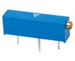 Potencjometr wieloobrotowy THT 1kR 0.75W 10% 250V 15 obrotów: PO T18102KT10