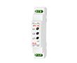 Trójfazowy wskaźnik napięcia, 3 x 400V AC, 3 diody LED 3mm (żółta, zielona,: WN WN-3K