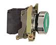 Przełącznik przyciskany, 1-pozycyjne, NO, 3A/240VAC, 22mm, IP66: PRZ XB4BA31
