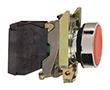 Przełącznik przyciskany, 1-pozycyjne, NC, 3A/240VAC, 22mm, IP66: PRZ XB4BA42