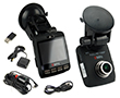 Rejestrator jazdy, kamera samochodowa Black Bird, FULL HD 1920x1080p, 30fps: AS XblitzBlackBird2.0